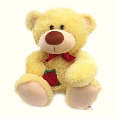 Медведь Фрэди медово-желтый