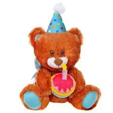 Медведь Праздничный коричневый, 2.269.2.