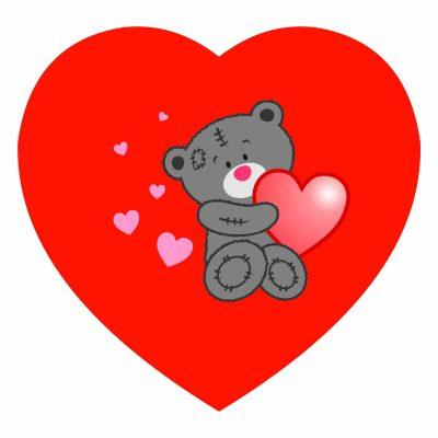 медведик в сердце