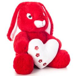Заяц тарасик с сердцем 20.173.1
