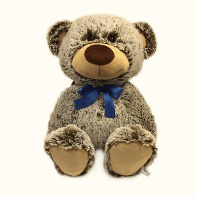Медведь Джек кофейный