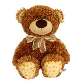Медвежонок Ник рыжий 2