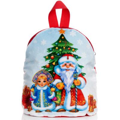 1.102.1 Рюкзашка Дед Мороз