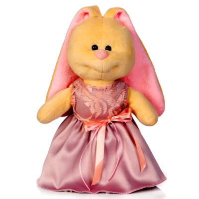 21.175.1 Заяц Кейт (розовое платье)